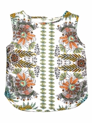 FLASH SALE: Anthem of the Ants Picnic Abroad Patio Shell Top