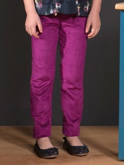 Anthem of the Ants Wildberry Stella Cord Pants