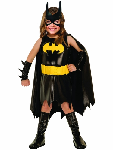 Batgirl Dress Costume