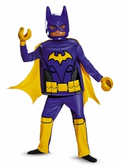 Batgirl Lego Movie Deluxe Costume w/ Display Box