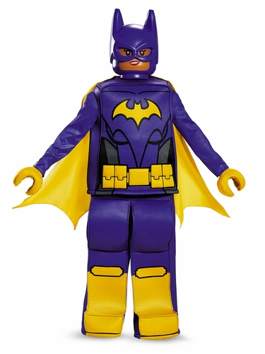 Batgirl Lego Movie Prestige Costume w/ Display Box