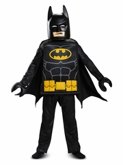 Batman Lego Movie Deluxe Costume w/ Display Box