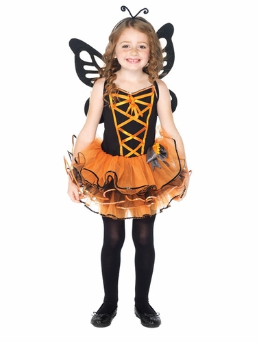 Beautiful Butterfly Girls Costume by Leg Avenue