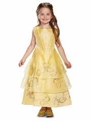 Beauty & The Beast Belle Ball Gown Deluxe