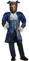 Beauty & The Beast Deluxe Beast Costume