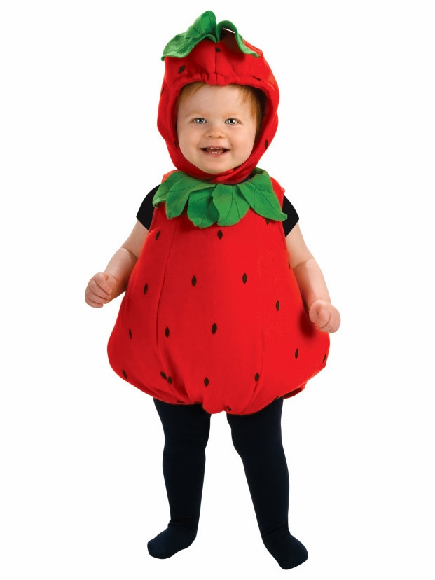 berry cute strawberry costume. Black Bedroom Furniture Sets. Home Design Ideas