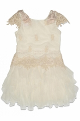 Biscotti 126 Ivory Feeling Fancy Dress
