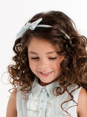 Biscotti Casual Bow Headband