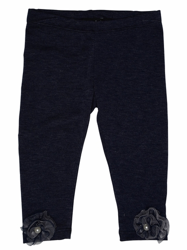 Biscotti Navy Delovely Legging