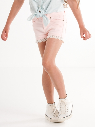 Biscotti Pretty Casual Pink Short