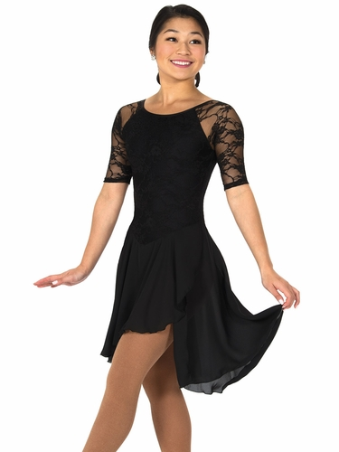 Jerry's 138 Black Classic Lace Dance Dress