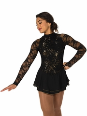 Jerry's 75 Black Liquid Onyx Dress