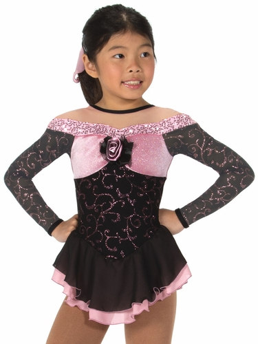 Jerry's 39 Black / Pink Ballet Soiree Dress