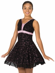 Jerrys 126 Black / Pink Enhance the Dance Dress