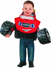 Blaze & The Monster Machines Blaze Costume