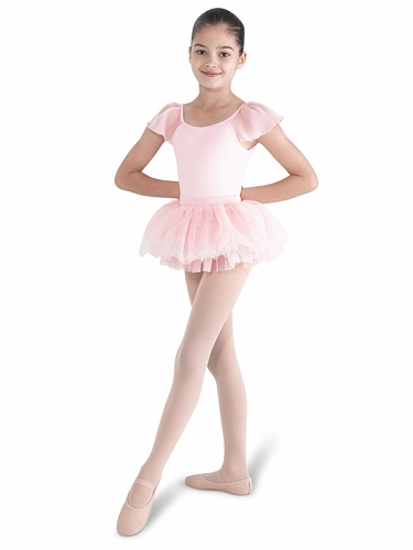 Bloch Candy Pink Tutu Skirt