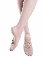 Bloch Pink Adaptatoe Tights