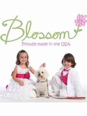 Blossom Designer Flower Girl Dresses