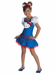 Blue Hello Kitty Dress