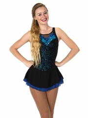 CLEARANCE - Jerry's 104 Blue Request Dress