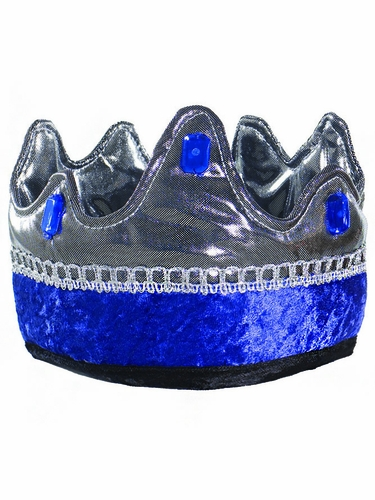 Blue King Crown