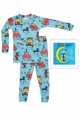 Books To Bed Pete The Cat Pajama Set