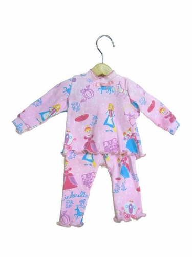 "Books To Bed Cinderella 18"" Doll Matching Pajamas"