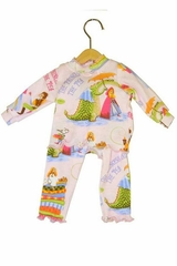 Books To Bed Princess & The Pea 18� Doll Matching Pajamas