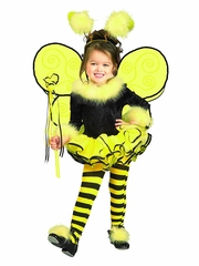 Bumble Bee Tutu Costume