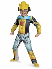 Bumblebee Rescue Bot Kids Costume