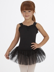 Capezio Black Sweetheart Tutu Dress