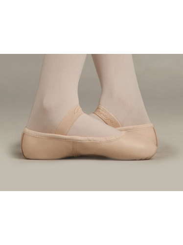 Capezio Child Ballet Pink Split Sole Daisy