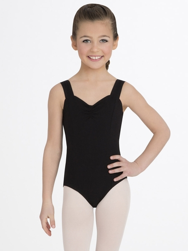 Capezio Child Black Princess Tank Leotard