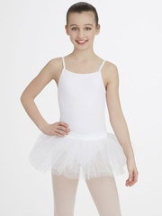 Capezio Child White Camisole Tutu Dress
