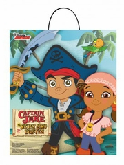 Captain Jake & The Neverland Essential Treat Bag