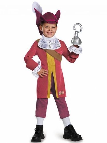 Captain Jake & The Neverland Pirates Captain Hook Deluxe