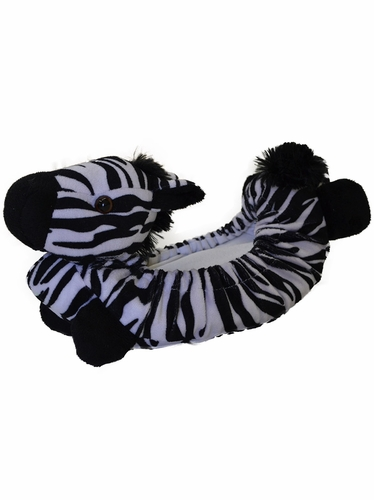 Chloe Noel Black & White Zebra Animal Soaker Soft Blade Cover