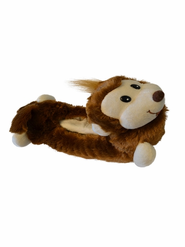 Chloe Noel Brown & White Monkey Animal Soaker Soft Blade Cover