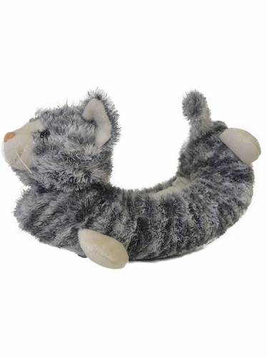 Chloe Noel Grey Cat Animal Soaker Soft Blade Cover