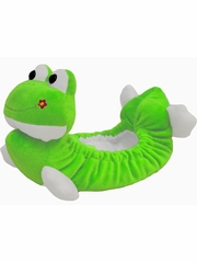 Chloe Noel Lime Green Frog Animal Soaker Soft Blade Cover