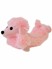 Chloe Noel Pink Poodle Animal Soaker Soft Blade Cover