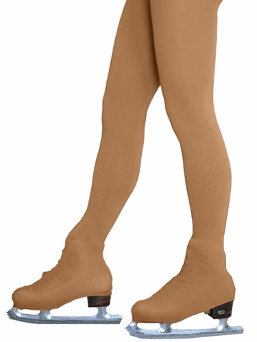 ChloeNoel Light Tan Over Boot Tights