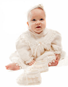 5639b86c5b34 Choosing A Christening Gown - PinkPrincess.com