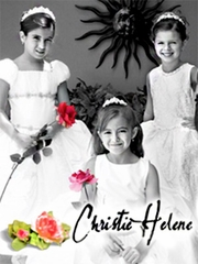 Christie Helene Communion Dresses