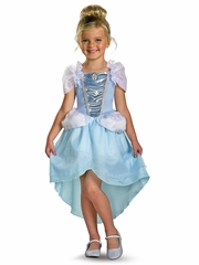 Cinderella Basic Plus Costume