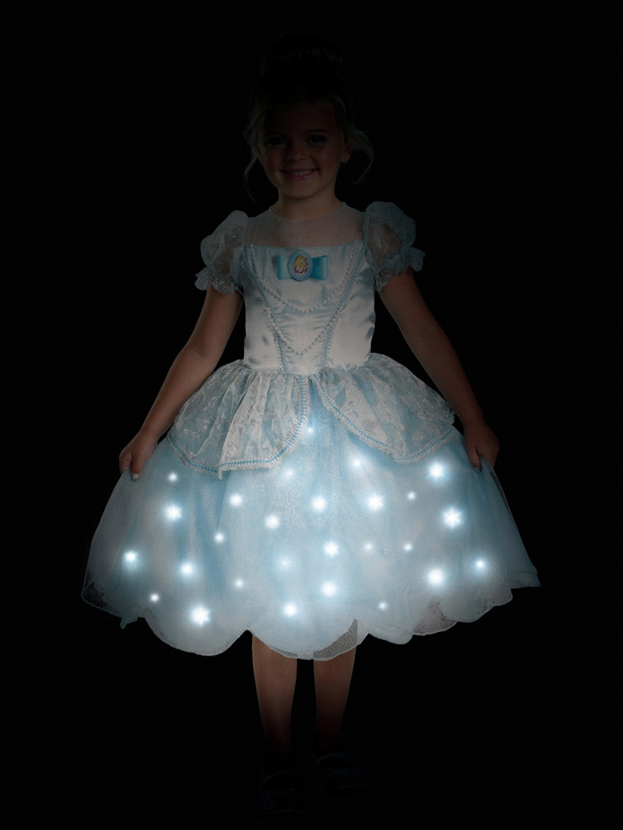 how to make princess dress up clothes