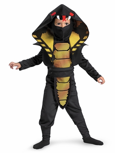 Cobra Ninja Boys Costume