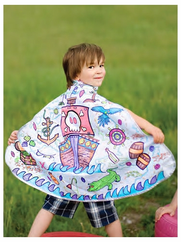 Colour A Cape Pirate Reversible Set