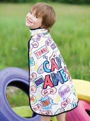 Colour A Cape Superhero Reversible Set