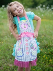 Colour An Apron